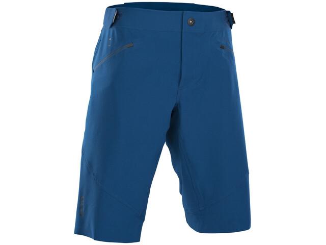 ION Scrub AMP Short de cyclisme Homme, ocean blue
